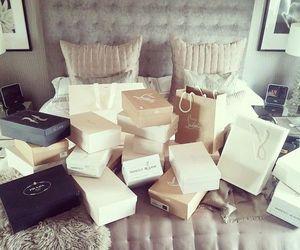 luxury and shopping image