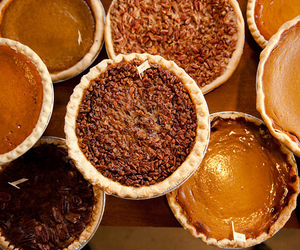 pie, autumn, and fall image