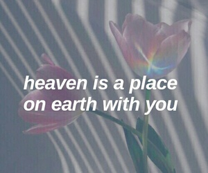 edit, flower, and heaven image
