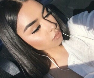 eyebrows, goals, and lips image