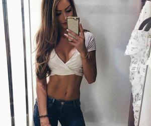 fashion, body, and girl image