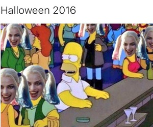 funny, Halloween, and 2016 image