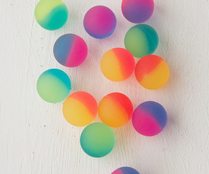 ball and colorful image