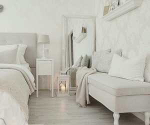 bedroom, inspiration, and decor image