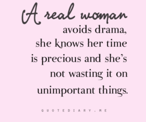 quotes, woman, and drama image