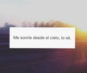 frases, cielo, and smile image