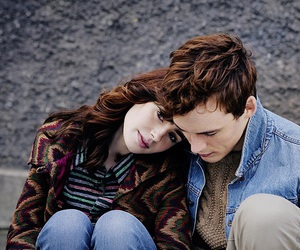 love rosie, lily collins, and sam claflin image