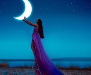 goodnight, world, and moon image