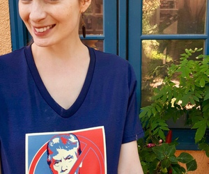 Felicia Day, supernatural, and donald trump image