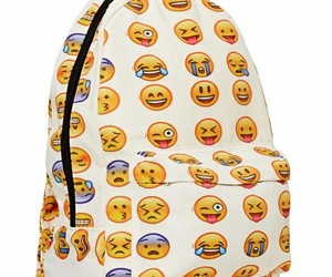 emoji and bag image