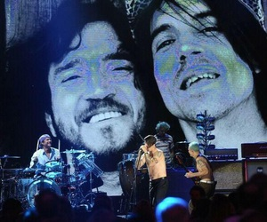 anthony kiedis, John Frusciante, and music image