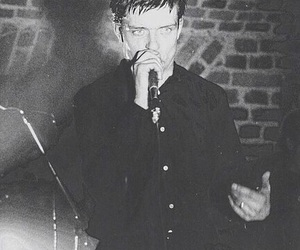 joy division, ian curtis, and 70s image
