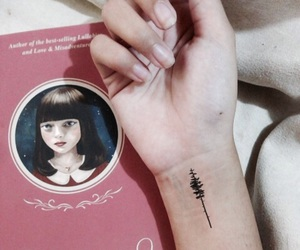 aesthetic, Lang Leav, and tattoo image