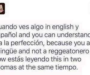english, spanish, and lol image