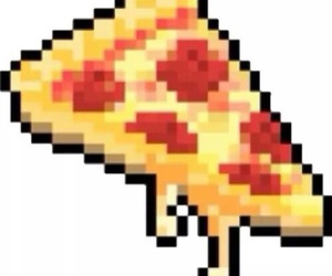 pizza, overlay, and transparent image