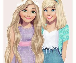 barbie and rapunzel image