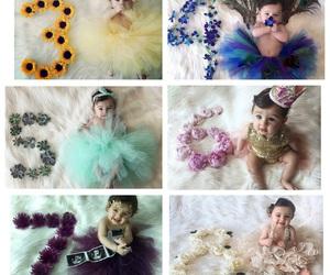baby girl, ballerina, and fashion image