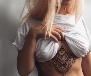 tattoo, beautiful, and body image