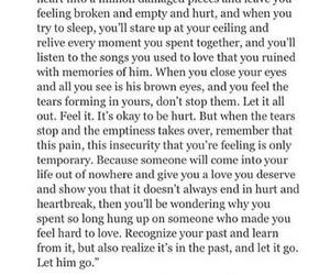 ex, heartbreak, and love image