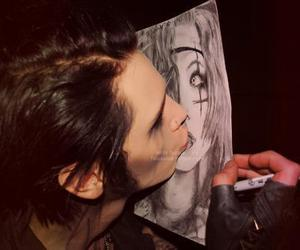 andy biersack, andy, and andy sixx image