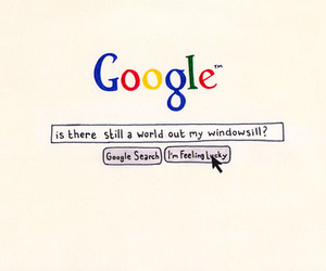 google, quote, and text image