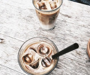 cafe, delicious, and drinks image