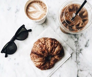 cafe, delicious, and coffee image
