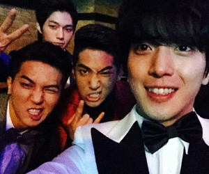 winner, mino, and yonghwa image