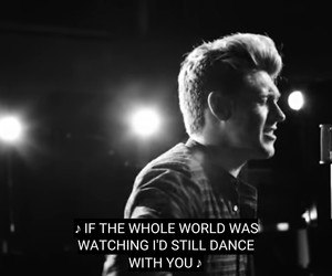 niallhoran, onedirection, and thistown image