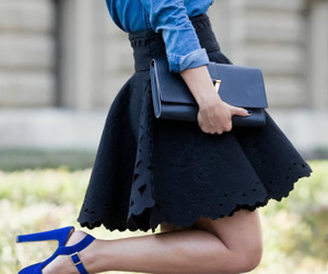Couture, girl, and style image