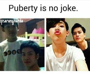 meme, jackson, and kpop image