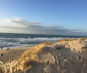 nature, nordsee, and ocean image