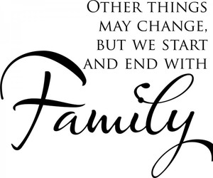 family, change, and quote image