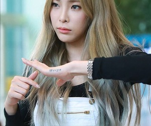 unpretty rapstar, unpretty rapstar2, and heize image