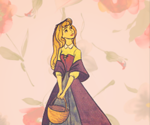 aurora, princess, and sleeping beauty image