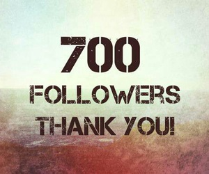 followers, seguidores, and 700 image