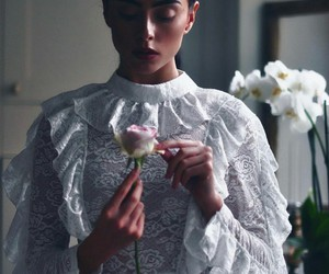 elegant, fashion, and romantic image