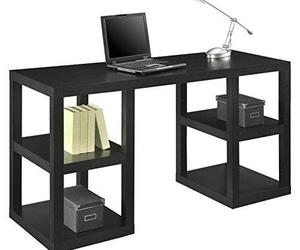 office desk, office furniture, and office table image
