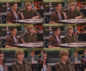 sonny with a chance, cute, and sterling knight image