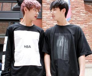 bts, v, and jungkook image