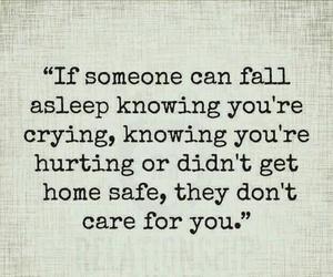 care, heartbreak, and love image
