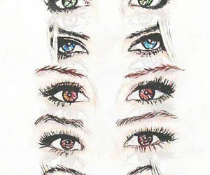pretty little liars, pll, and eyes image