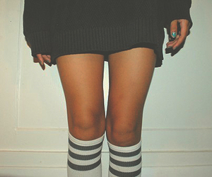 girl, fashion, and legs image