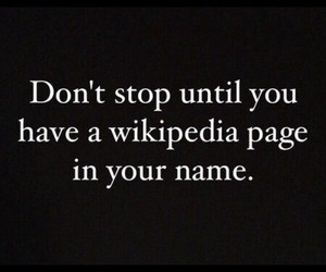 motivation, wikipedia, and quotes image