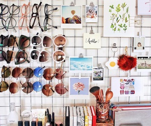 accessories, fashion, and shelf image