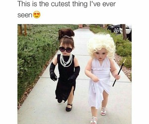 adorable, friendship, and Halloween image