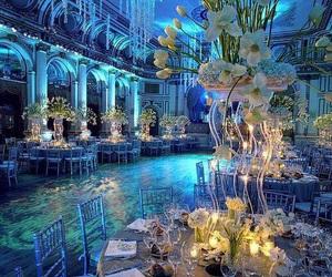 wedding and blue image
