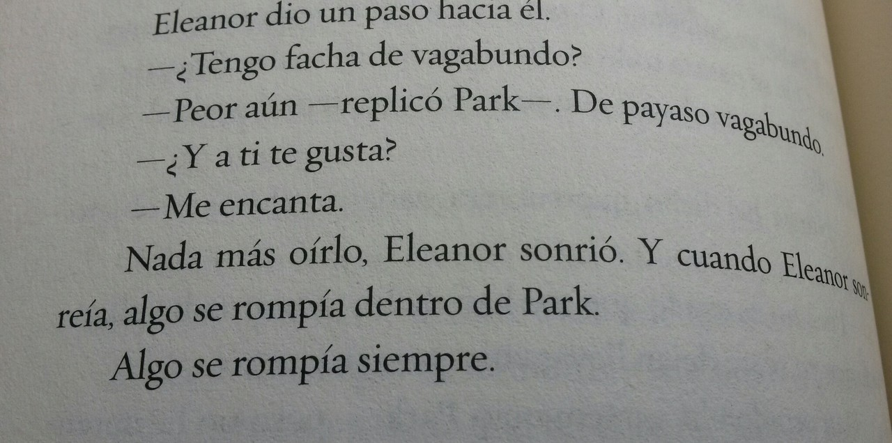 Eleanorypark Frases Meencantan Uploaded By Joli Hz