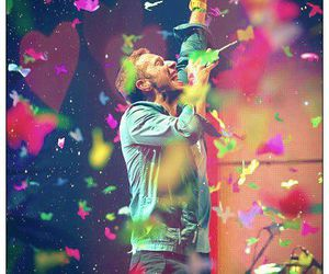 coldplay and Chris Martin image