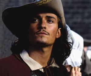 orlando bloom, pirates of the caribbean, and Hot image